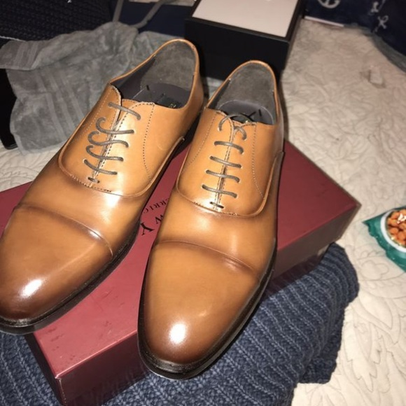 To Boot New York Hudson Cap Toe Derby
